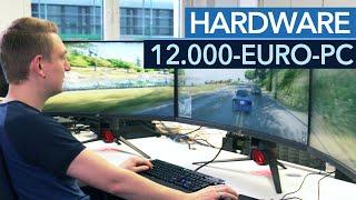 Spielen mit Hardware für 12.000 Euro - Extrem teurer High-End-PC ausprobiert