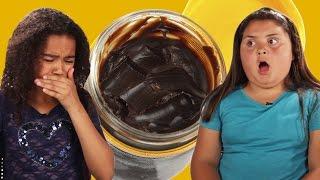 American Kids Taste Test Australian School Snacks