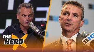 Top 10 College Football Teams heading into the 2017 season according to Colin | THE HERD