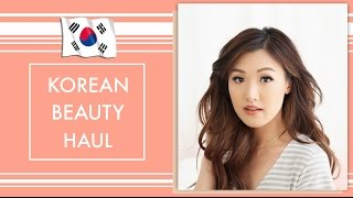 Korean Beauty Haul + Review | ilikeweylie