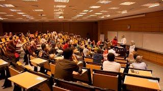 أول يوم دراسة لطلاب الدفعة الرابعة بمدينة زويل لعام 2016/2017