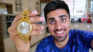 I BOUGHT A ROLEX !!!