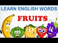 Fruits - Pre School - Learn English Word...mp3