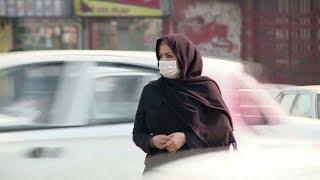 Heavy air pollution shuts schools in Iran