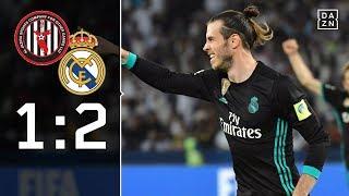 Bale-Siegtor nach Rückstand: Real Madrid – Al-Jazira 2:1 | Highlights | FIFA Klub-WM | DAZN