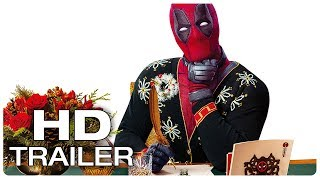DEADPOOL 2 Teaser Trailer #4 Zayn Malik Birthday Funny Video (2018) Ryan Reynolds Superhero Movie HD