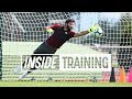 Inside Training: Action-packed first ses...