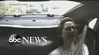 Cop flips coin to decide whether to arrest woman for speeding