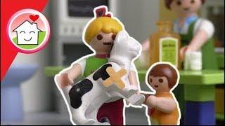 Playmobil Film deutsch - Flecki ist verletzt - Kinderserie mit Familie Hauser von Family Stories