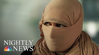 ISIS Terror: Yazidi Woman Escapes Sexual Slavery | NBC Nightly News