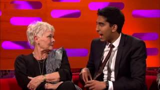 The Graham Norton Show  2012 - S10x16 Dame Judi Dench, Dev Patel, Sue Perkins, Will Young Part 2 - Y