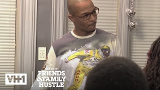 T.I. & Tiny: The Family Hustle + T.I. and Tiny Buy The Kids A Dog + VH1