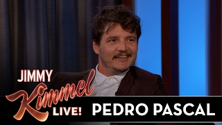 Pedro Pascal on Working with Matt Damon