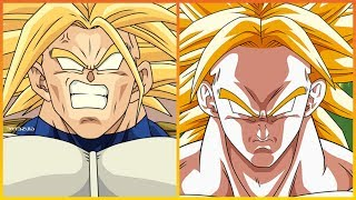 Why Broly Wasn't As SLOW As Trunks Was?