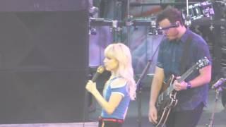 Paramore - Hard Times (KROQ Weenie Roast, Stub Hub Center, Carson CA 5/20/17)