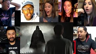 Rogue One: A Star Wars Story Trailer #2 (Official) Reaction Mashup
