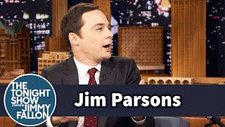 Jim Parsons Calls Out People Who Walk with Phones in Their Faces