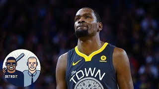 Kevin Durant has a TV series coming, but there
