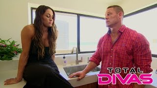 John Cena and Nikki Bella discuss their future: Total Divas, Oct. 26, 2014