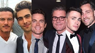 32 Gay Hollywood Couples
