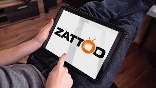 So funktioniert TV-Streaming übers Internet! (Zattoo App) - felixba
