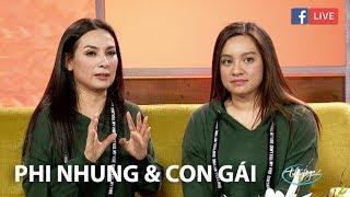Livestream với Phi Nhung và con gái Wendy