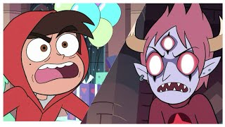 Marco vs. Tom [Stump Day] | Star vs. The Forces of Evil (Season 3)