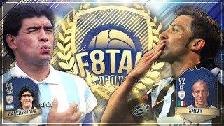 FIFA 18: F8TAL ICON Viertelfinale vs Gamerbrother 😳🔥 Wer kommt weiter im Rückspiel?!
