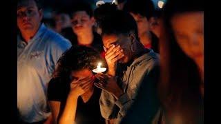 Families Gather at Florida Shooting Vigil | NYT