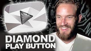 THE DIAMOND PLAY BUTTON!! (Part 1)