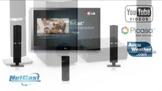 LG HB45E Blue-ray Home Theatre System