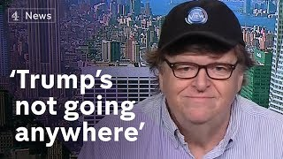 Michael Moore on Trump, Brexit and Venezuela (extended interview)