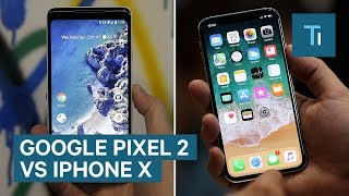 How The Google Pixel 2 And Pixel 2 XL Stack Up To The iPhone X