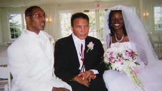 Wife of Muhammed Ali