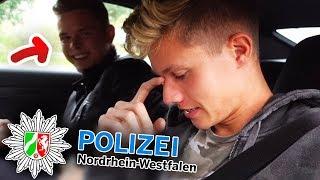 Polizei Kontrolle im PORSCHE 😱👮 (Vlog)