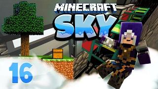 Das neue Lagersystem! - Minecraft SKY Ep. 16 | VeniCraft