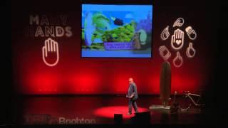 The dark web   Alan Pearce   TEDxBrighton