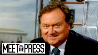 Remembering Timothy J. Russert At 10 Years   Meet The Press   NBC News