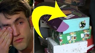 11 Years After This Boy Sent A Shoebox Overseas, His Parents Were Alarmed By A Message From A Girl