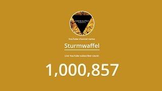 1 MILLIONEN WAFFELN LIVE REAKTION