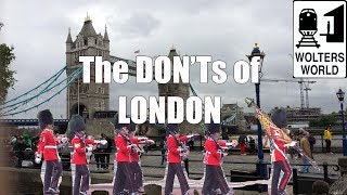 Visit London - The DON