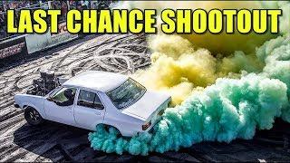 Last Chance Wildcard Shootout - Summernats 32