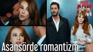 Asansörde Romantizm...