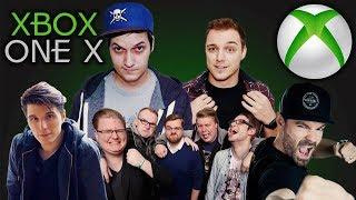 Das beste XBox One X Event mit den besten Boiiiis! [#Werbung]