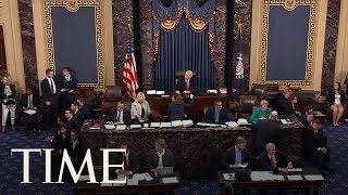 "Protesters Chant ""Kill The Bill! Don't Kill Us!"" At Senate Debate Vote To Repeal Obamacare 
