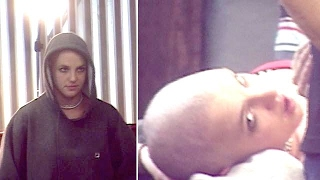 ARCHIVE: 10 Years Ago Today Britney Shaves Heads And Gets Tattooed!
