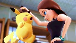 Detective Pikachu All Cutscenes - Pokémon Full Movie English Dub