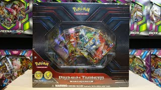 Pokemon TCG: Premium Trainer's XY Collection Box