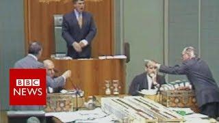 The liveliest politics: Australia or UK? - BBC News