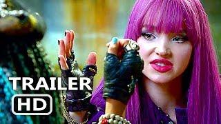 """DESCENDANTS 2 """"Uma Fights Mal"""" Sneak Peek (2017) Disney Teen Movie HD"""